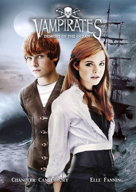 Vampirates Demons Of the Ocean Movie Poster