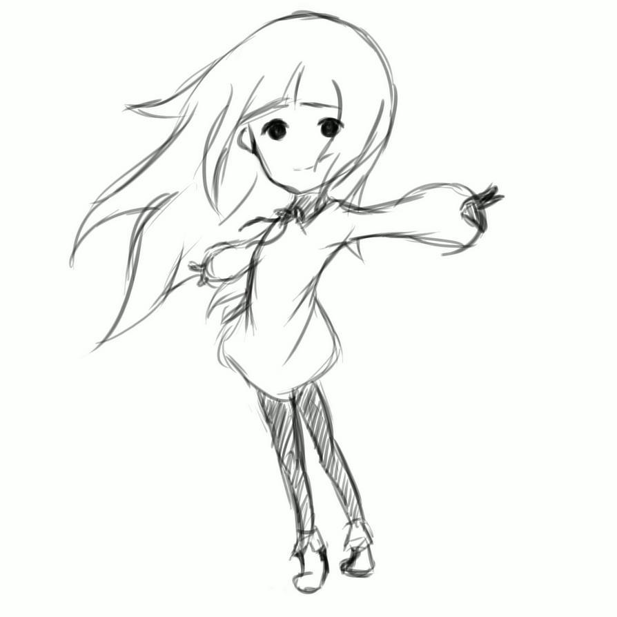 Deemo Little Girl Spinning Animation by byronyu2 on DeviantArt