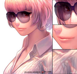 Sunglasses by Cushart