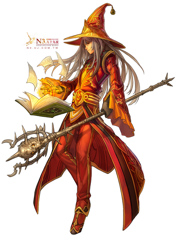 wizard by Cushart
