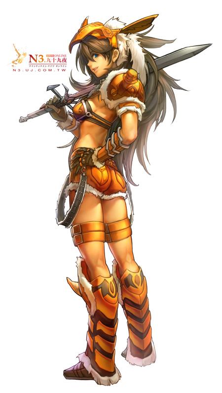 warrior-female