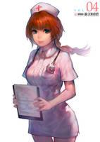 Nurse by Cushart