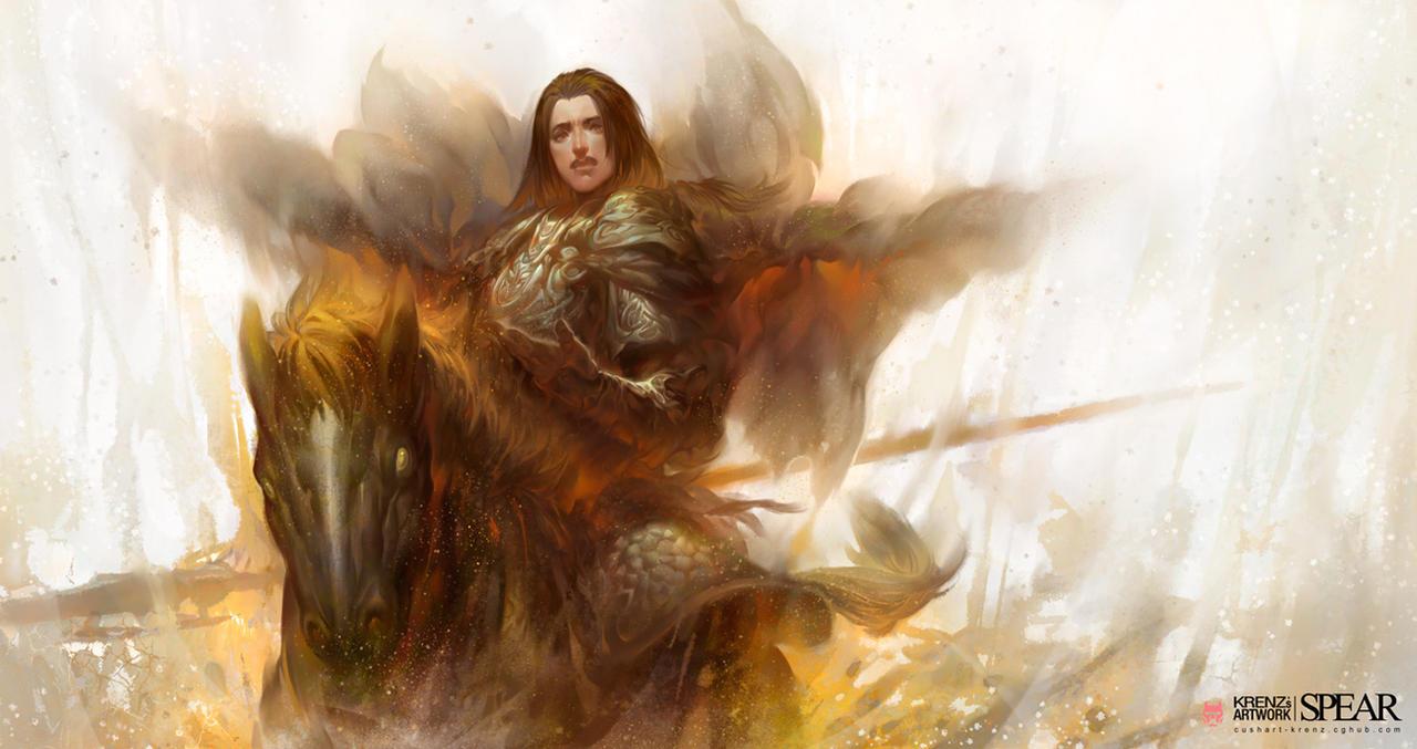 Spear by Cushart