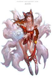 League Of Legends - Ahri