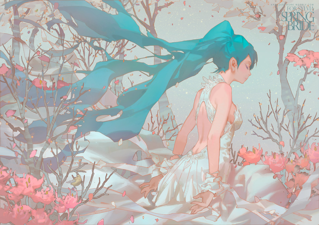 SpringBride by Cushart
