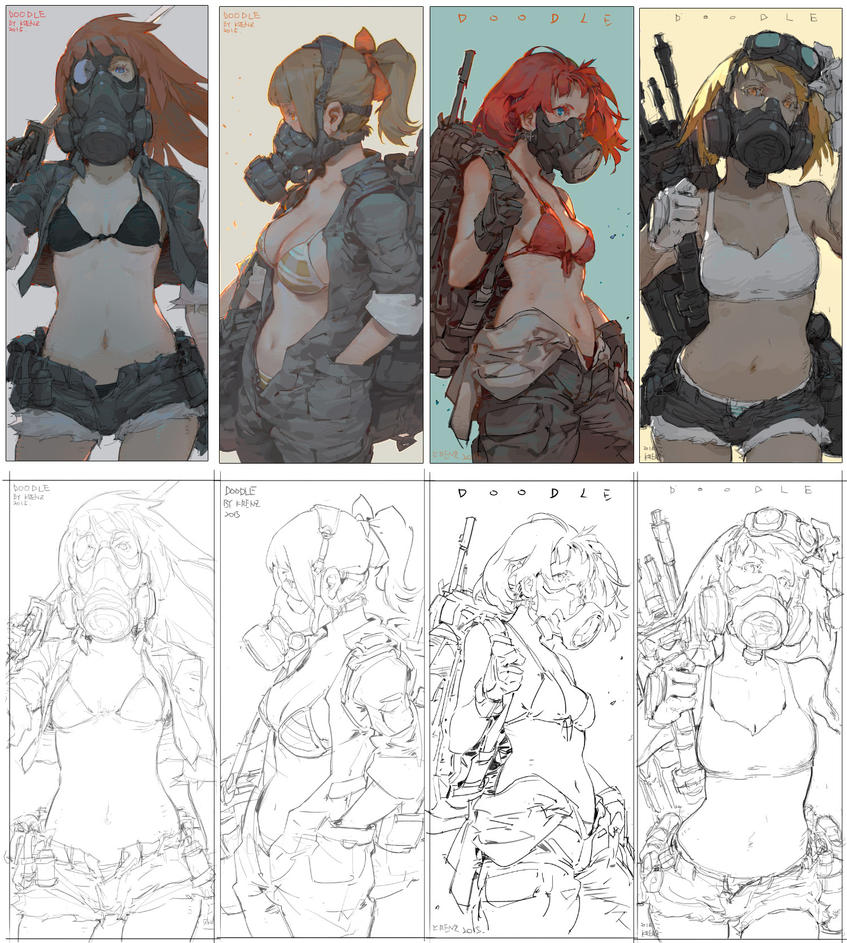 Masks by Cushart