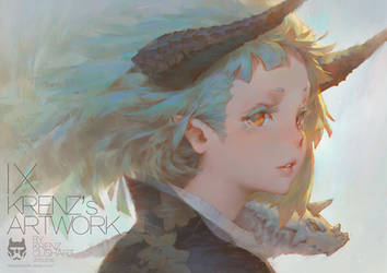 Krenz's Artwork IX by Cushart