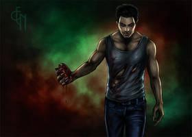 Teen Wolf - Derek Hale by Eneada