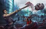 Daryl Dixon - Survival Instinct by Eneada
