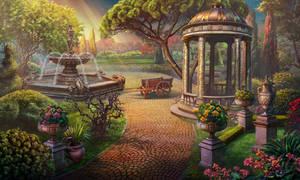 Garden by Eneada