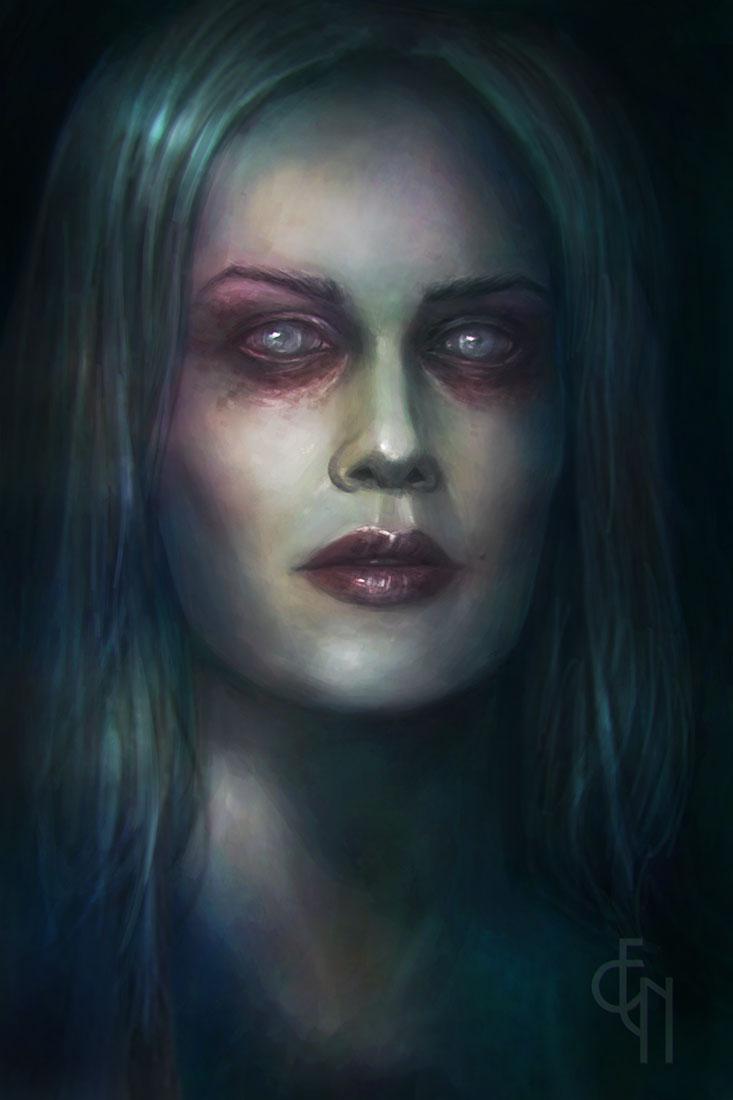 Cordelia Foxx - AHS by Eneada