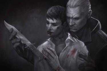 knife by Eneada