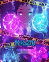 Mikado Ryuugamine by HazamaRaven017