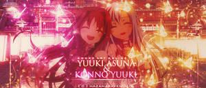 Sword Art Online - Yuuki Asuna  Konno Yuuki