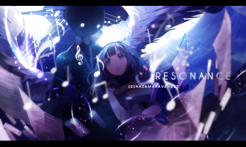 Resonance by HazamaRaven017