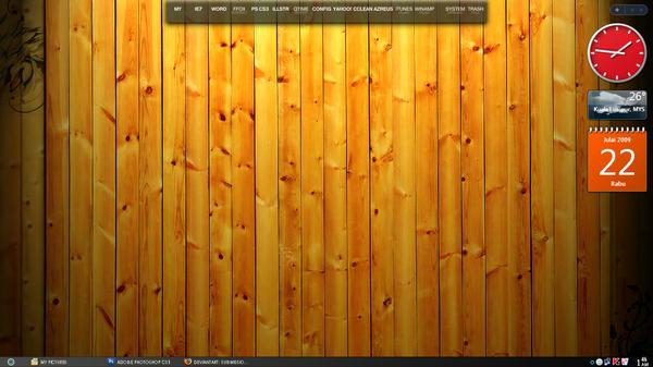 desktop 2009 by Ud33n