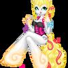 Platinum Macaron by genesisxwolfe