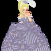 Marie Antoinette by genesisxwolfe