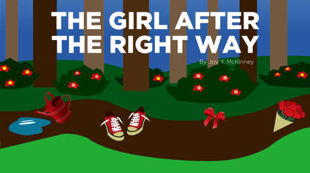 The Girl After the Right Way by Rebecca-Petro