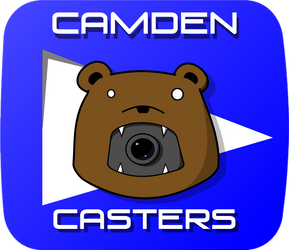 Camden Casters Previous Logo by mewwww17