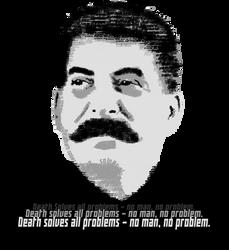 Text Stalin by mewwww17