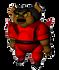 Golimar Bear by LukeLlenroc