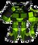 Robo by LukeLlenroc