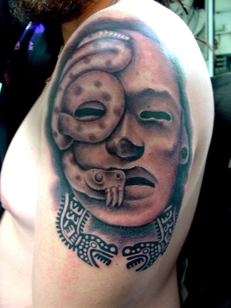 MEN QUETZALCOATL TATTOO by ~tattoosbygoethe on deviantART