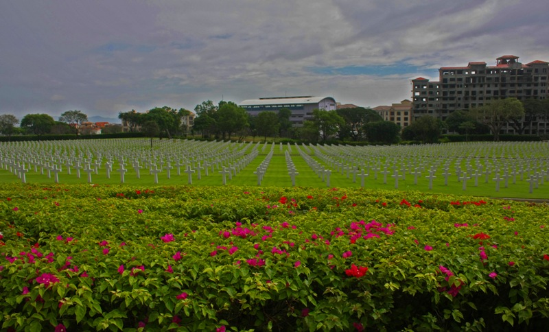 American Cemetery 2 by glyzkietot