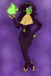 Vivia the Jade