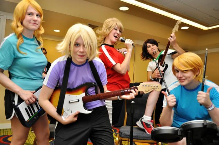 HeroTV Rockband by mirai-noah