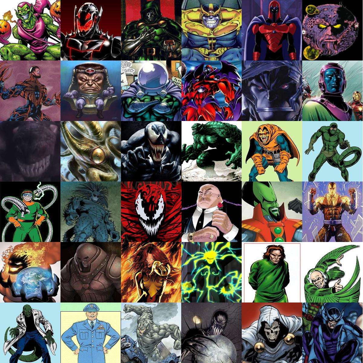 Marvel Super Villains Images amp Pictures Becuo