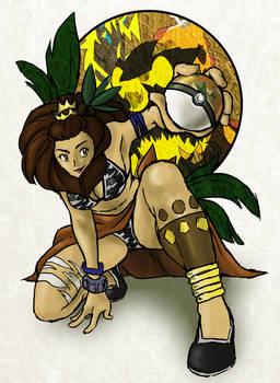 Safari Queen Laura
