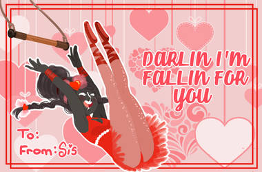 TI Valentine - From Sis by GoldenSnowfire