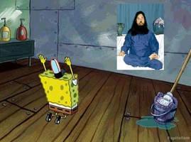 spongebob squarepants worship memes rip Shoko