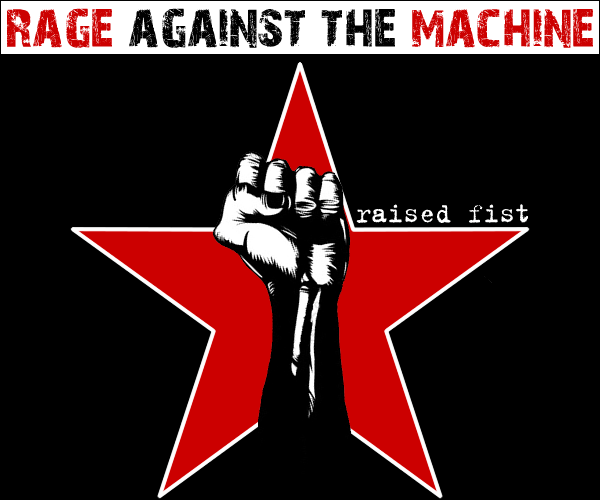 rage against the machine logo png