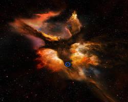 Voyager Cluster 1 by Sirusdark