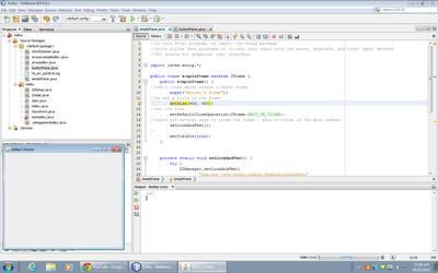 NetBeans Framework by thatonesmurfX103-9