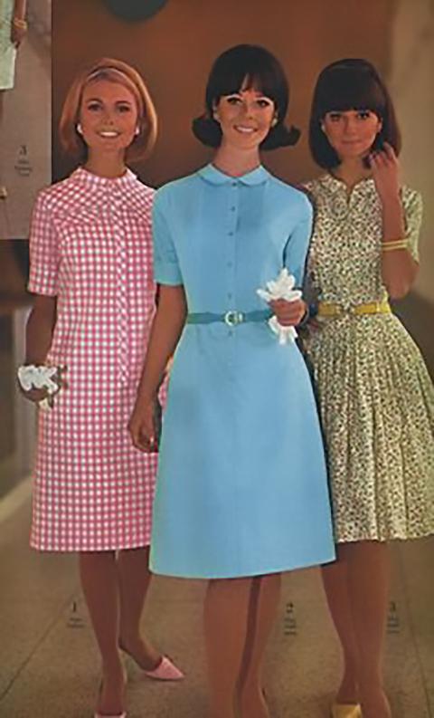 Какие Блузки Носили Женщины В 60-Е 70-Е Года