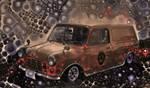 Mini van by DonkehSalad23