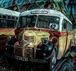 Malta Bus by DonkehSalad23