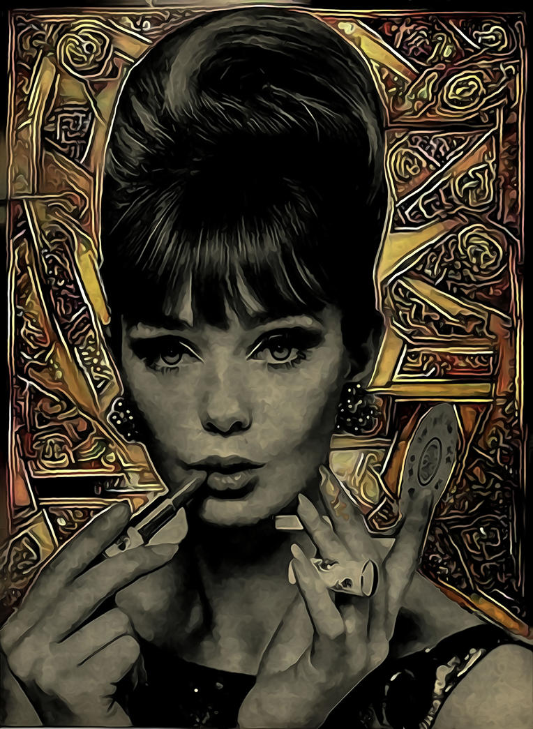 Audrey Hepburn by DonkehSalad23