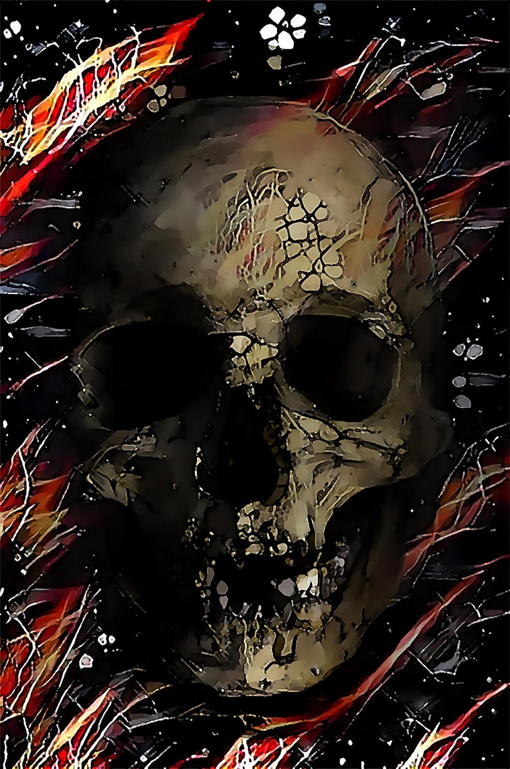 Skullstake  by DonkehSalad23
