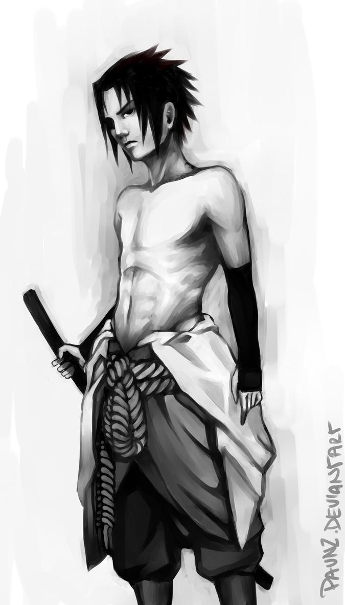 Sasuke by PauNZ