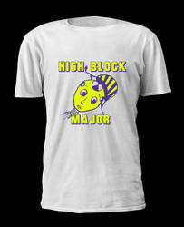 Derby Tee - Major Impact by my-ain-sel