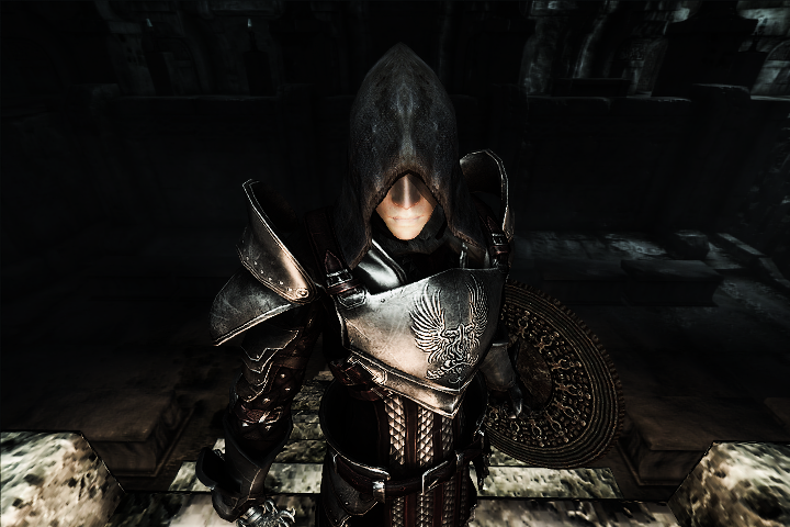 Hooded Warrior by sorkrhwkfksl on DeviantArt