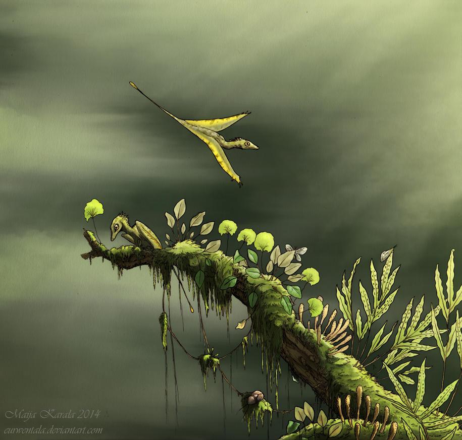 Sharov's Little Dragon by Eurwentala