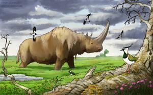 The Unicorn by Eurwentala