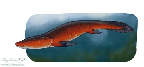 Fishy Thing by Eurwentala