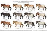 Wild Horses 3 by Eurwentala